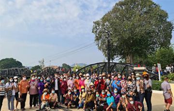 กรุ๊ปทัวร์ภายในประเทศ ปราจีนบุรี กาญจนบุรี 12-13 ธันวาคม 2563