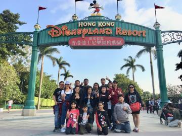 ทัวร์ฮ่องกง 20-22 มีนาคม 2561