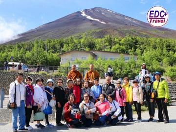 ทัวร์ญี่ปุ่น 13-20 มิ.ย 2561
