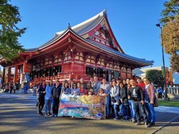 ทัวร์ญี่ปุ่น 13-17 พ.ย. 2561