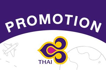PROMOTION  สายการบินไทย