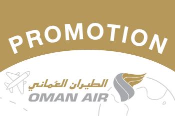 PROMOTION OMAN AIR EUROPE ราคาเริ่มต้น 15,950 บาท (ไป-กลับ)