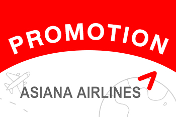 PROMOTION FIT ASIANA AIRLINES