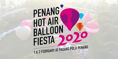 ฉันจะพาเธอลอย..Penang Hot Air Balloon Fiesta