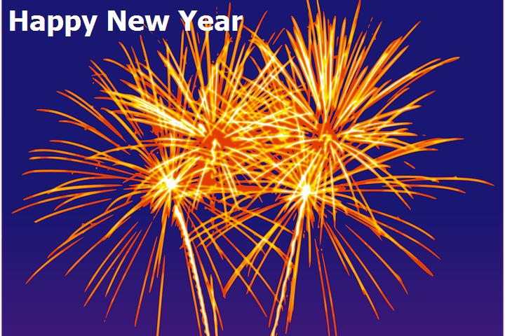 วันขึ้นปีใหม่ Happy New Year Day