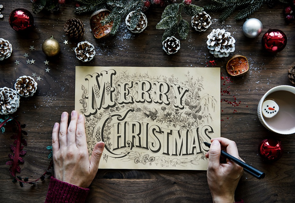 25 ธันวาคม Christmas