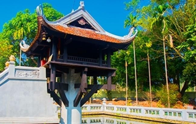 ทัวร์เวียดนาม  Xin Chào ชิล ชิล ฮานอย นิงห์บิงห์