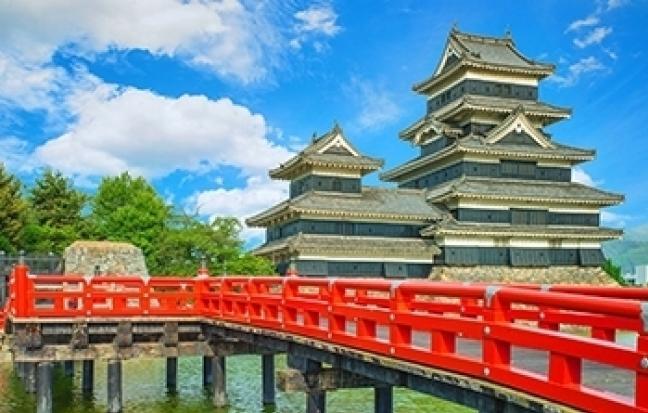 ทัวร์ญี่ปุ่น TAKAYAMA-JAPAN-ALPS