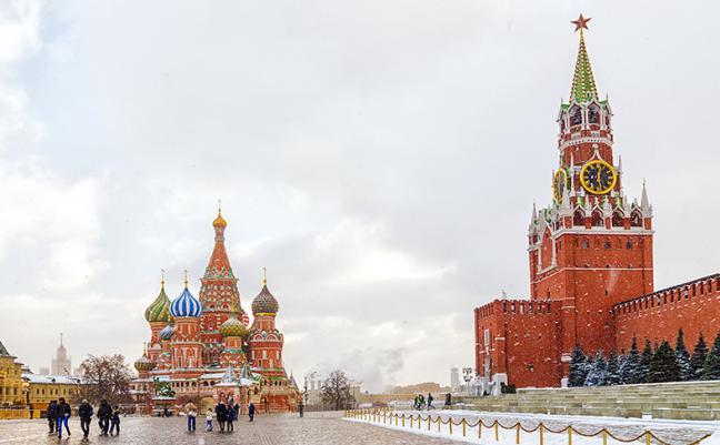 ทัวร์รัสเซีย รัสเซีย - มอสโคว์ - เซนต์ปีเตอร์สเบิร์ก
