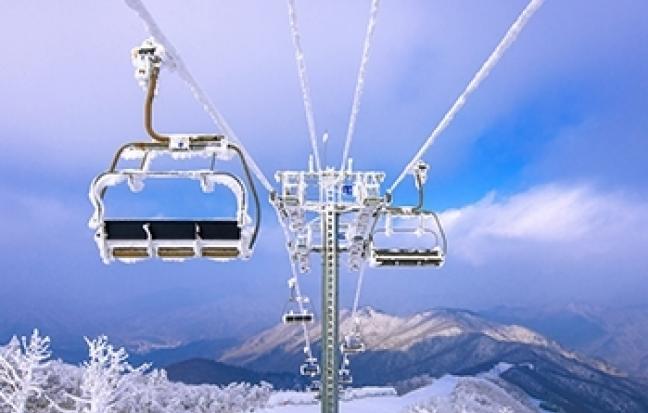 ทัวร์เกาหลี  บินบ่าย กลับดึก เริงร่า ท้าหิมะ!