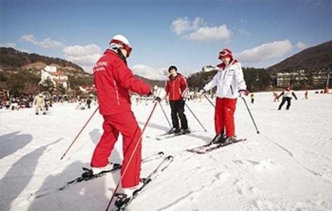 ทัวร์เกาหลี WINTER SPECIAL SKI & SNOW