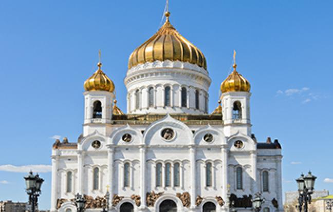ทัวร์รัสเซีย มอสโคว์ – เซนต์ปีเตอร์เบิร์ก