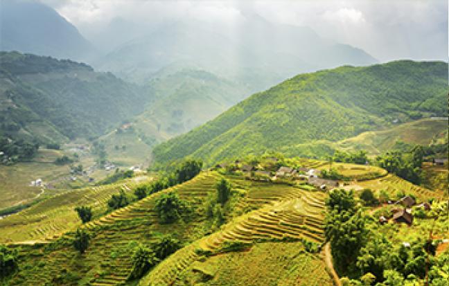 ทัวร์เวียดนาม เวียดนามเหนือ ฮานอย ซาปา นิงห์บิงห์ ฮาลอง
