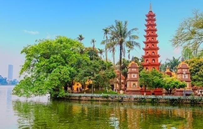 ทัวร์เวียดนาม BEAUTY HANOI SAPA