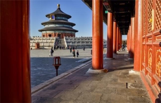 ทัวร์จีน หนีห่าวเป่ยจิง กำแพงหมื่นลี้ ตำหนักรักกู้กง