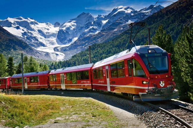 ทัวร์ยุโรป Smart series Swiss