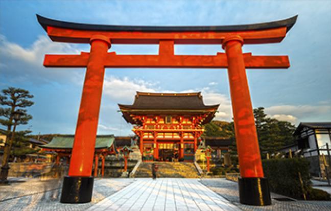 ทัวร์ญี่ปุ่น ซากุระ บานสะพรั่ง นาโกย่า กียวโต