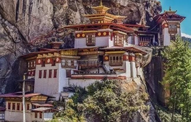ทัวร์ภูฏาน ภูฎานดินแดนแห่งศรัทธาในอ้อมกอดขุนเขาหิมาลัย