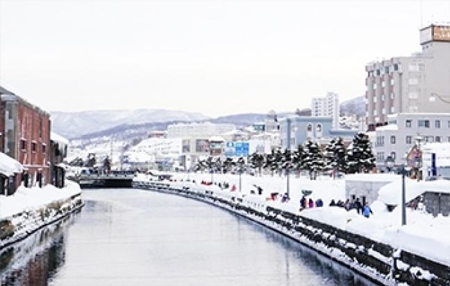 ทัวร์ญี่ปุ่น ฮอกไกโด เที่ยวสุดฟิน In Snowland