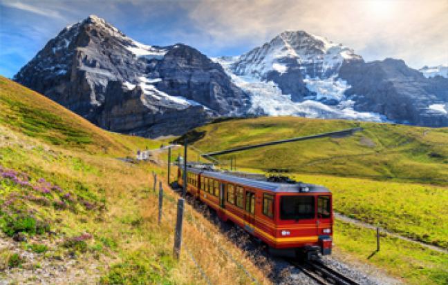 ทัวร์ยุโรป Mono Swiss meet Jungfrau