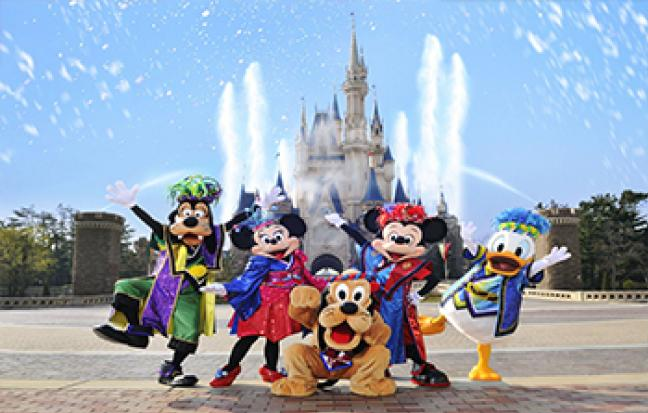 ทัวร์อเมริกา BEAUTIFUL USA อเมริกาตะวันตก ซานฟรานซิสโก – ลาสเวกัส – อุทยานแห่งชาติโยเซมิตี - Disneyland