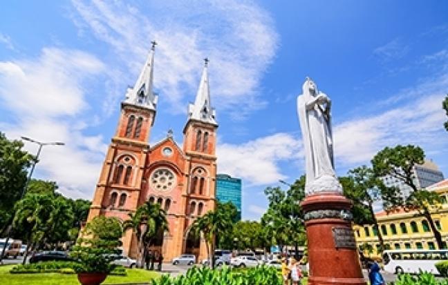 ทัวร์เวียดนาม มหัศจรรย์ DALAT เวียดนามใต้ - โฮจิมินห์ - มุยเน่