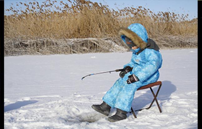 ทัวร์เกาหลี ICE FISHING FESTIVAL
