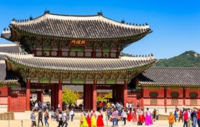 เกาหลี เกาหลี สกี สวนสนุกล็อตเต้เวิลด์  บิงซู