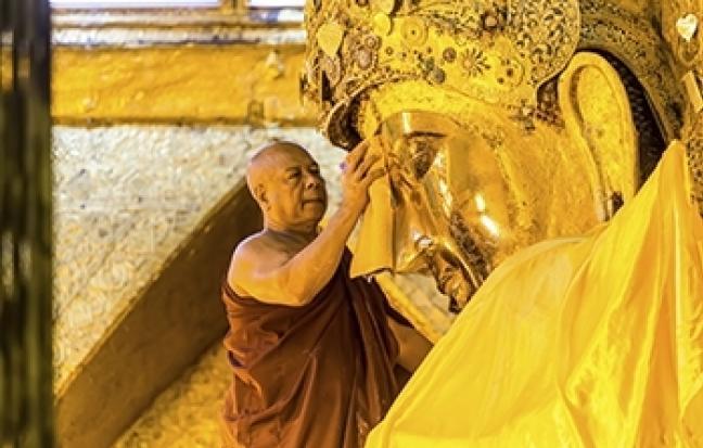 ทัวร์พม่า มหัศจรรย์ MYANMAR ๕ มหาบูชาสถาน