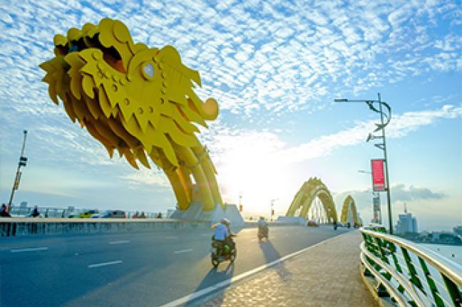 ทัวร์เวียดนาม เวียดนามกลาง ดานัง-ฮอยอัน-บานาฮิลล์
