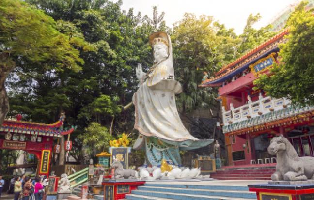 ทัวร์ฮ่องกง Unseen Hongkong ก่อนใคร วัดซีซาน-พระใหญ่