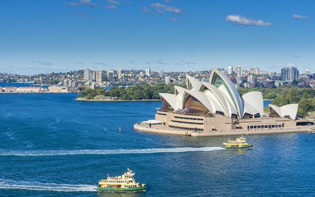 ทัวร์ออสเตรเลีย Wow!! ซิดนีย์-บลูเม้าท์เท่น