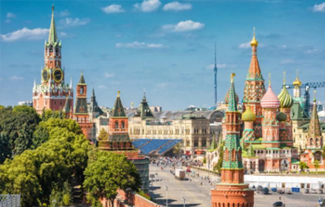 ทัวร์รัสเซีย มอสโคว..เซนต์ปีเตอร์สเบิร์ก เที่ยวสุดฟิน..2มหานคร