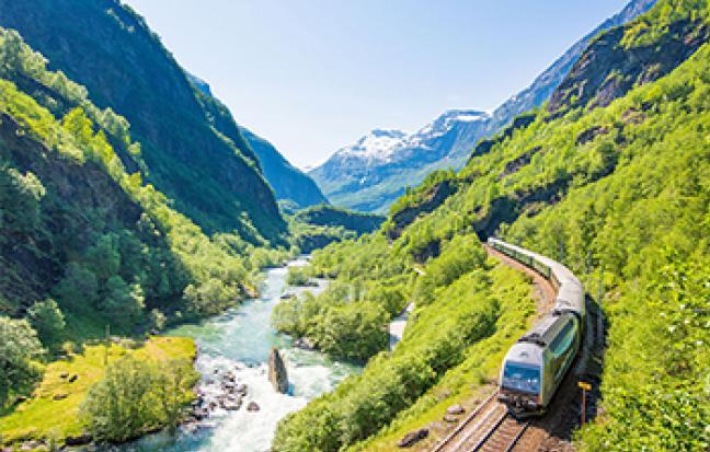 ทัวร์ยุโรป EUROPE GRAND NORWAY MIDNIGHT SUN