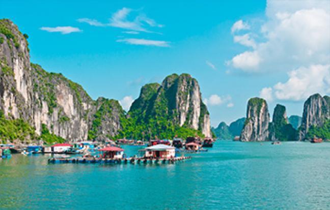 ทัวร์เวียดนาม VIETNAM เวียดนามกลาง