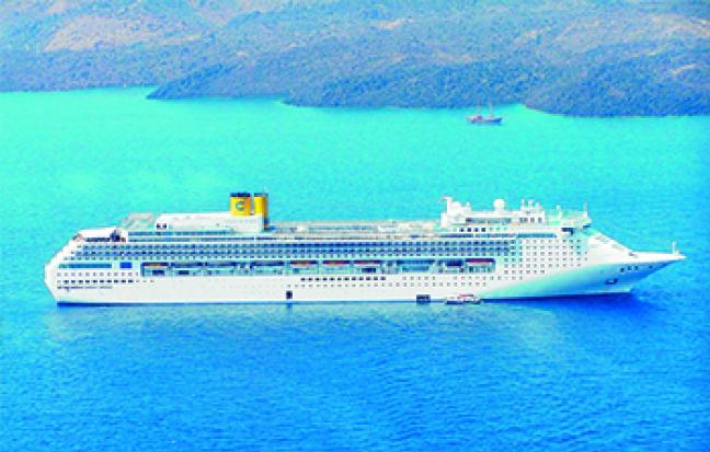 ทัวร์เรือสำราญ COSTA VENEZIA