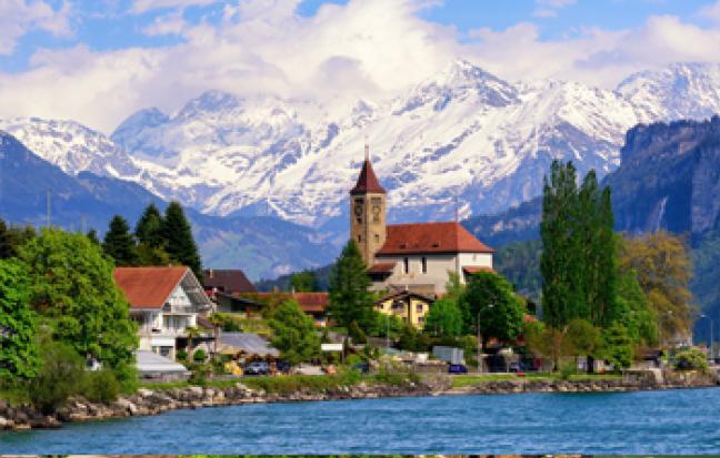 ทัวร์ยุโรป SWITZERLAND PARADISE ON EARTH