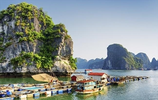 ทัวร์เวียดนาม  GRAND AMAZING VIETNAM