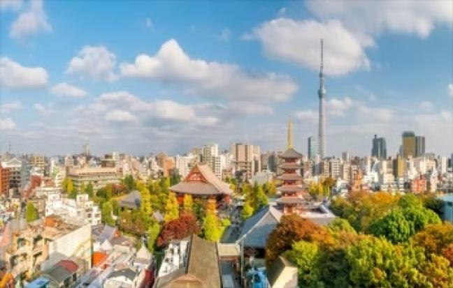 ทัวร์ญี่ปุ่น SPECIAL TOKYO OCT.
