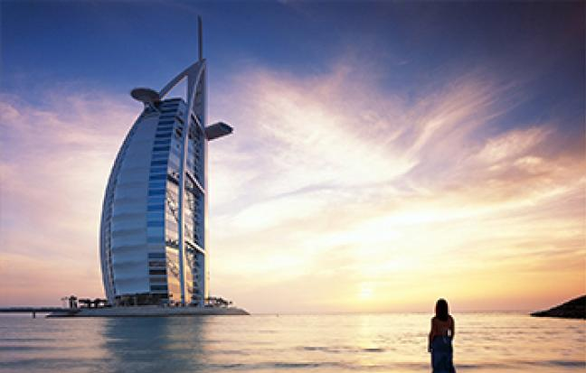 ทัวร์ดูไบ TOP OF DUBAI