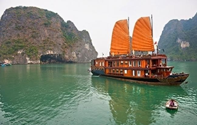 ทัวร์เวียดนาม HANOI - HALONG - NINH BINH