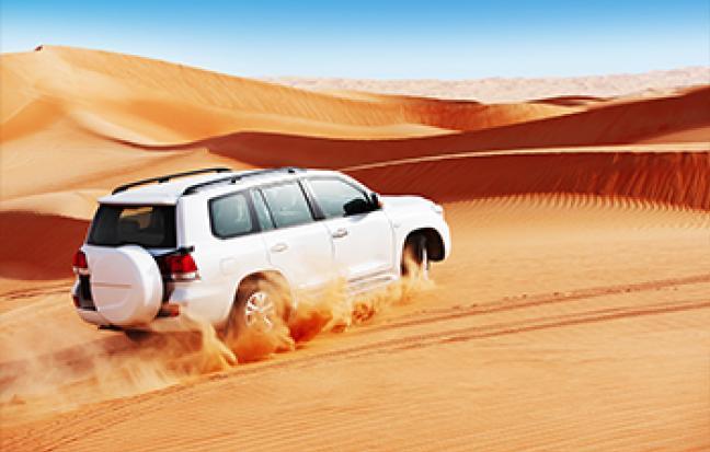 DUBAI SUMMER TIME