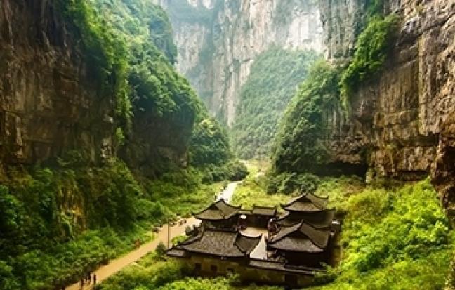 ทัวร์จีน FAIRY TAIL OF CHONGQING