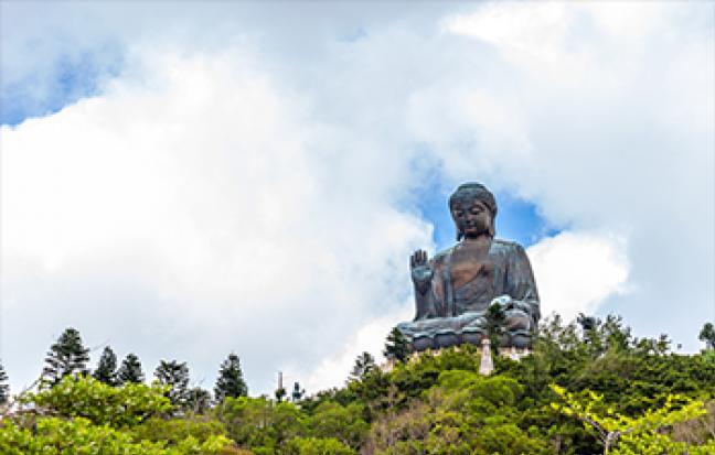 ทัวร์ฮ่องกง เกาะลันเตา พระใหญ่นองปิง