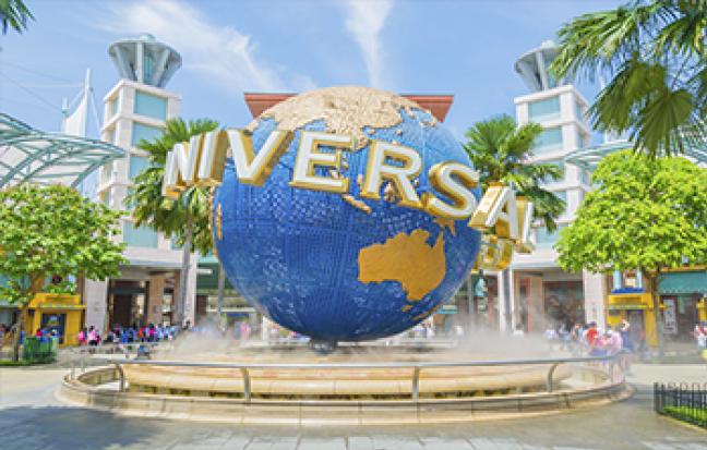 ทัวร์สิงคโปร์  SINGAPORE Two Theme Park