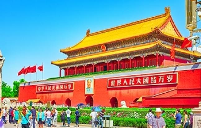 ทัวร์จีน ทัวร์ปักกิ่ง เทียนสิน กำแพงเมืองจีน