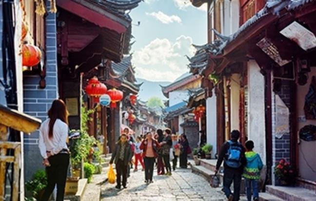 ทัวร์จีน เฉิงตู ภูเขาหิมะ ธารน้ำแข็งการ์เซีย