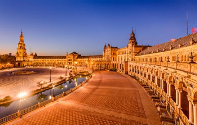 ทัวร์ยุโรป สเปน ดอกส้มวาเลเซียสีทอง