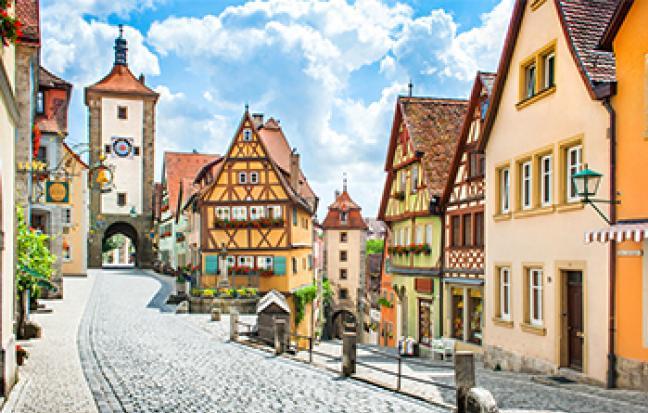 ทัวร์ยุโรป / EASY ROMANCE GRAND GERMANY