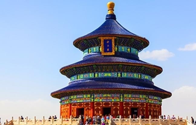 ทัวร์จีน ทัวร์ปักกิ่ง กำแพงเมืองจีน